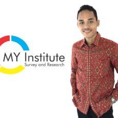 Survei MY Institute: Partai Harus Jeli Membaca Calon Bupati dan Wakil Bupati Keinginan Masyarakat